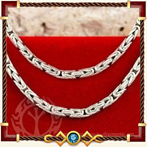 Цепочки браслеты и шнуры из серебра, золота и кожи в Ачинске
